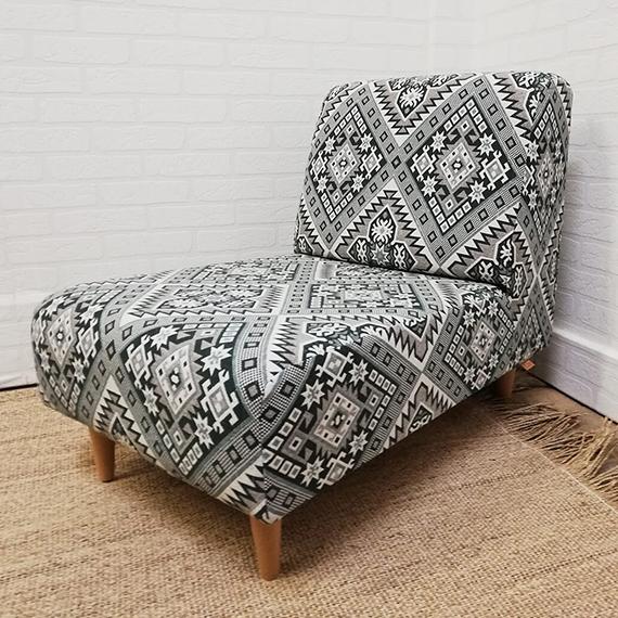 Kelim loungestoel
